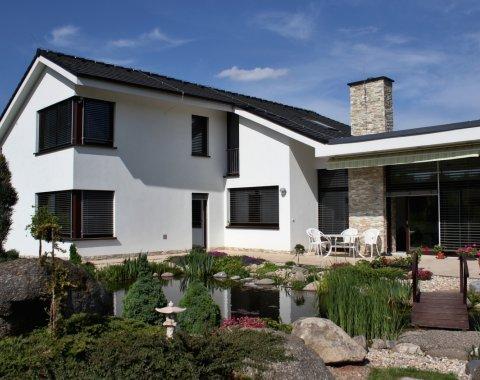 Výstavba rodinných domů Brno